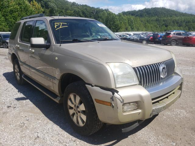 Mercury salvage cars for sale: 2007 Mercury Mountainee