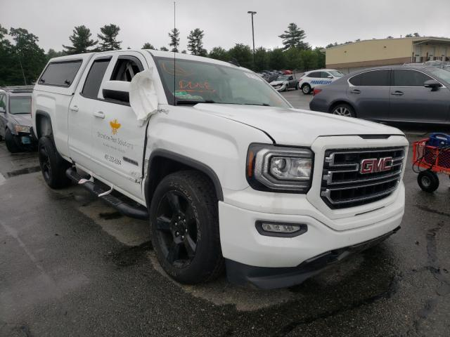 Salvage cars for sale from Copart Exeter, RI: 2016 GMC Sierra K15