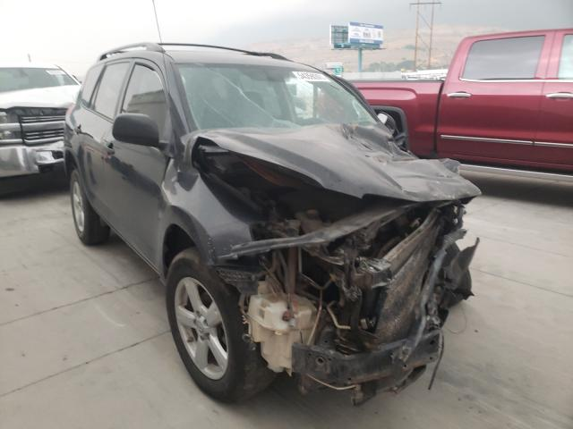 Salvage cars for sale from Copart Farr West, UT: 2008 Toyota Rav4