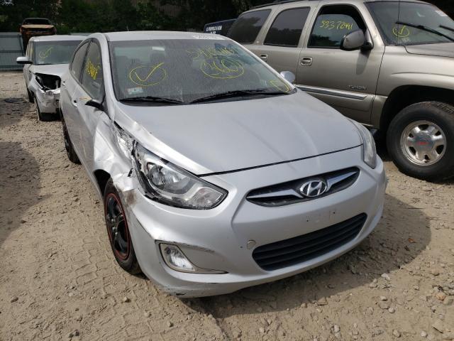 Hyundai Accent salvage cars for sale: 2013 Hyundai Accent