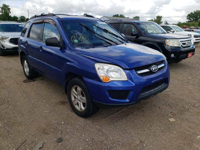 2009 KIA Sportage L for sale in Columbia Station, OH