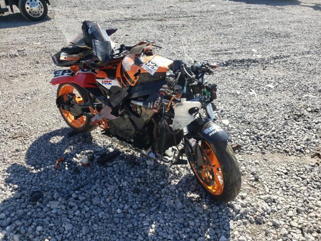 Salvage cars for sale from Copart Hueytown, AL: 2006 Honda CBR1000 RR