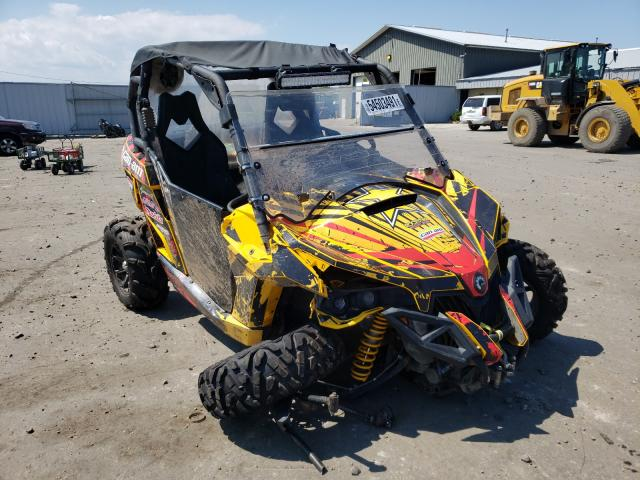 Can-Am salvage cars for sale: 2013 Can-Am Maverick 1