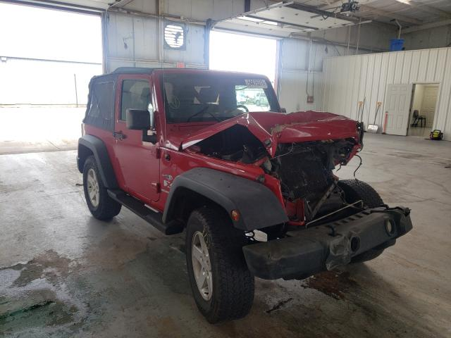 Salvage cars for sale from Copart Dyer, IN: 2007 Jeep Wrangler X
