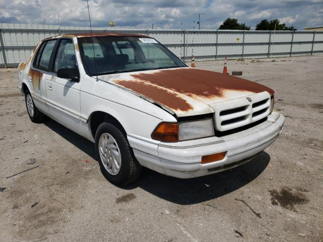 Dodge Spirit salvage cars for sale: 1995 Dodge Spirit