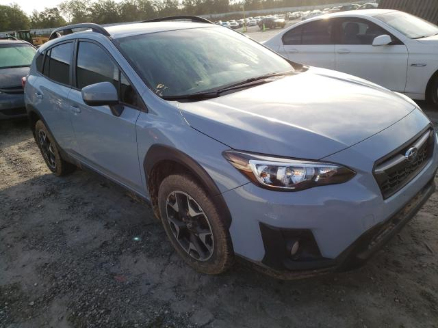 Salvage cars for sale from Copart Spartanburg, SC: 2019 Subaru Crosstrek