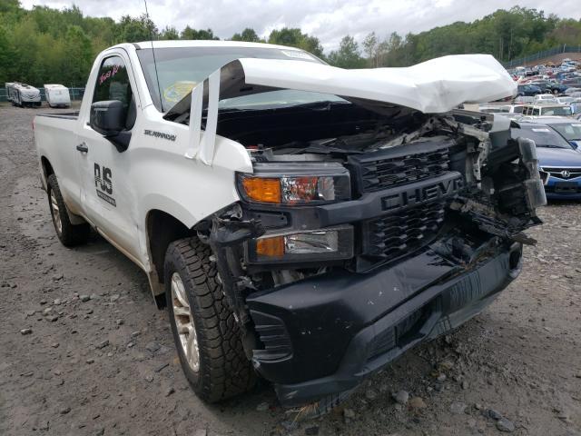 Vehiculos salvage en venta de Copart Duryea, PA: 2020 Chevrolet Silverado