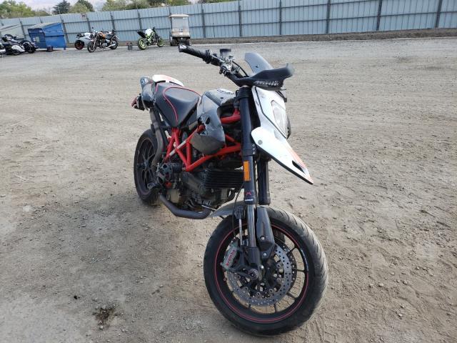 Ducati Hypermotar salvage cars for sale: 2011 Ducati Hypermotar