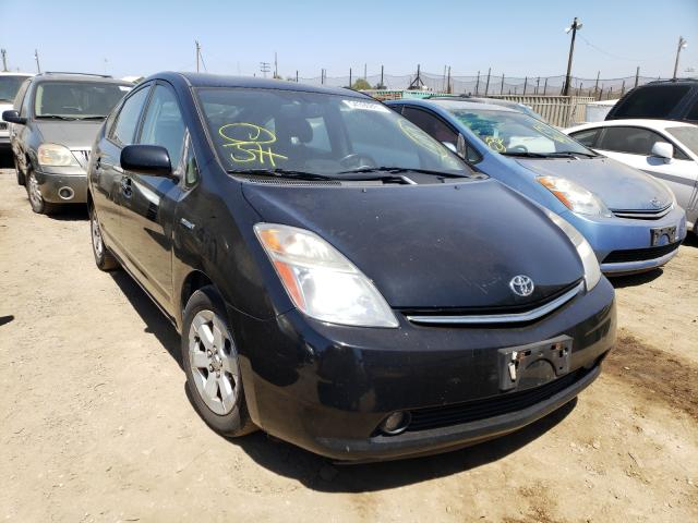 Salvage cars for sale from Copart San Martin, CA: 2006 Toyota Prius