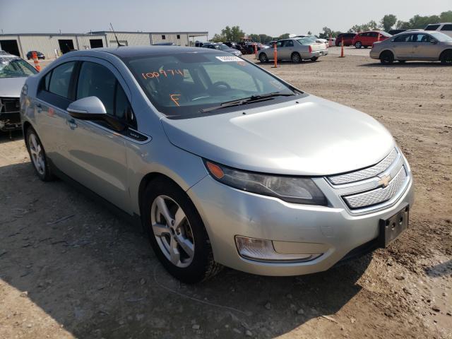 Chevrolet Volt salvage cars for sale: 2011 Chevrolet Volt