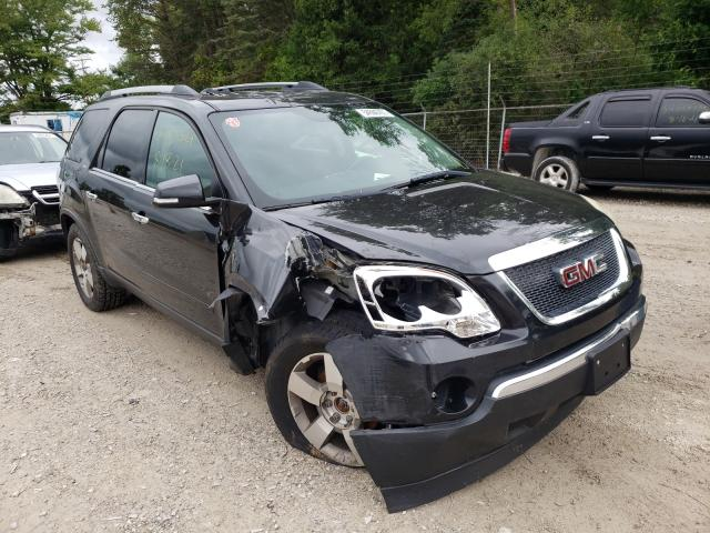 Salvage cars for sale from Copart Northfield, OH: 2011 GMC Acadia SLT