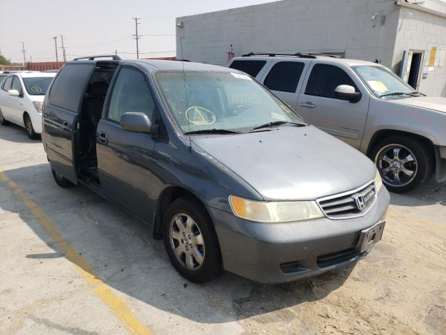 Vehiculos salvage en venta de Copart Sun Valley, CA: 2003 Honda Odyssey EX