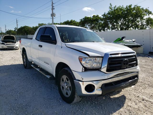 Vehiculos salvage en venta de Copart Homestead, FL: 2010 Toyota Tundra DOU