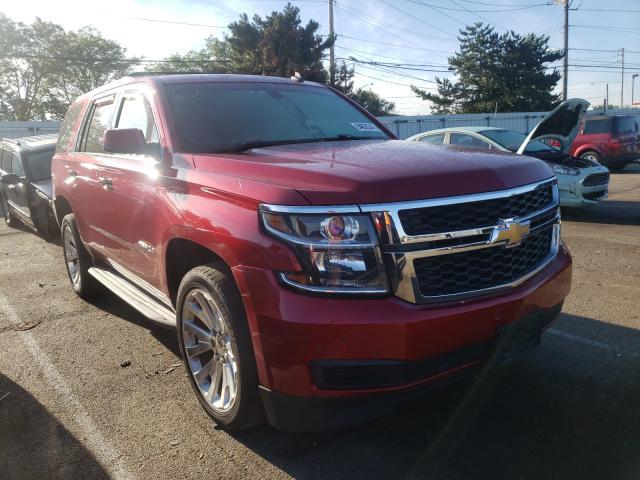 Vehiculos salvage en venta de Copart Moraine, OH: 2015 Chevrolet Tahoe K150