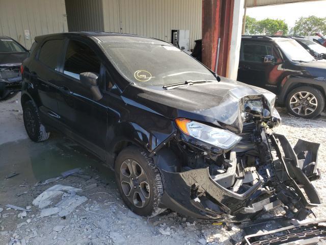 Vehiculos salvage en venta de Copart Homestead, FL: 2018 Ford Ecosport S