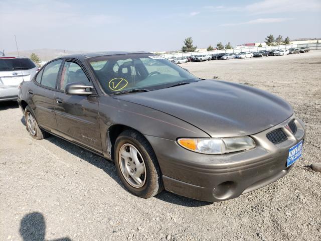 Pontiac salvage cars for sale: 2000 Pontiac Grand Prix