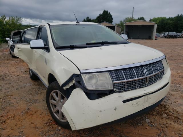 Lincoln Vehiculos salvage en venta: 2008 Lincoln MKX