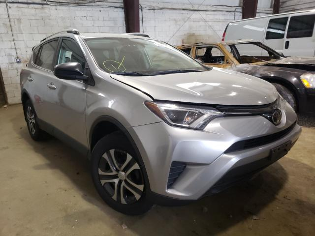 Toyota salvage cars for sale: 2018 Toyota Rav4 LE