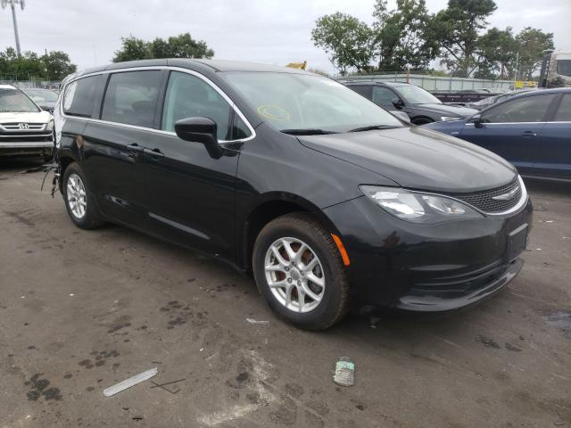 Salvage 2017 CHRYSLER PACIFICA - Small image. Lot 54764131