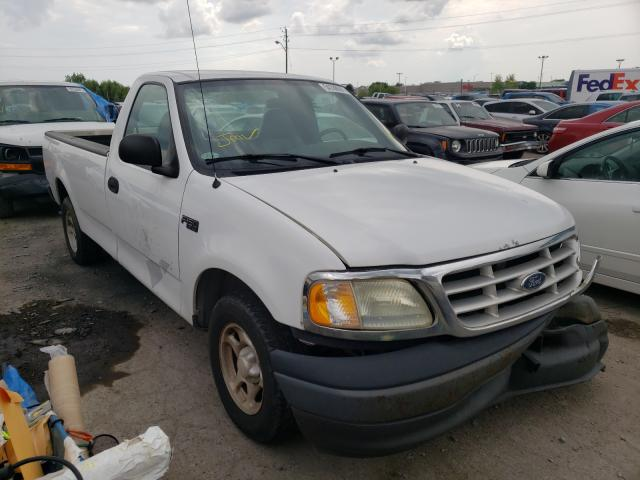 Salvage cars for sale from Copart Indianapolis, IN: 2003 Ford F150