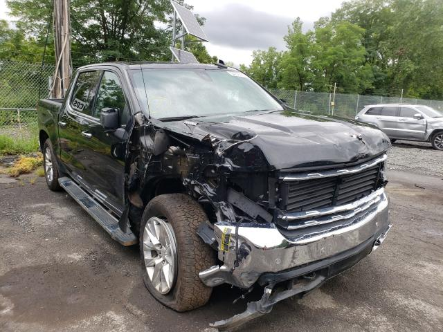 Salvage cars for sale from Copart Marlboro, NY: 2020 Chevrolet Silverado