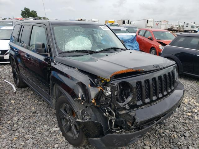 Salvage cars for sale from Copart Sikeston, MO: 2015 Jeep Patriot SP
