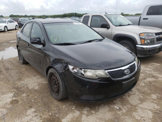 Vehiculos salvage en venta de Copart Temple, TX: 2012 KIA Forte EX