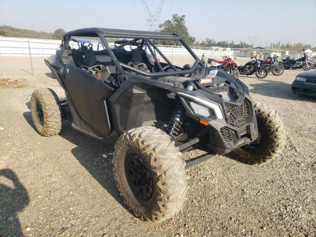Salvage cars for sale from Copart Anderson, CA: 2018 Can-Am Maverick X