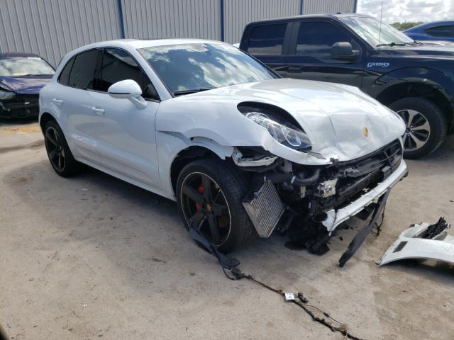 Porsche Vehiculos salvage en venta: 2015 Porsche Macan Turbo