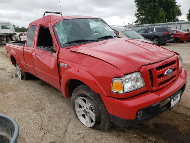 Ford salvage cars for sale: 2006 Ford Ranger SUP