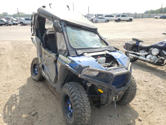 Salvage cars for sale from Copart Nampa, ID: 2017 Polaris RZR 900