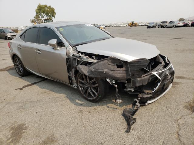 Vehiculos salvage en venta de Copart Martinez, CA: 2015 Lexus IS 250