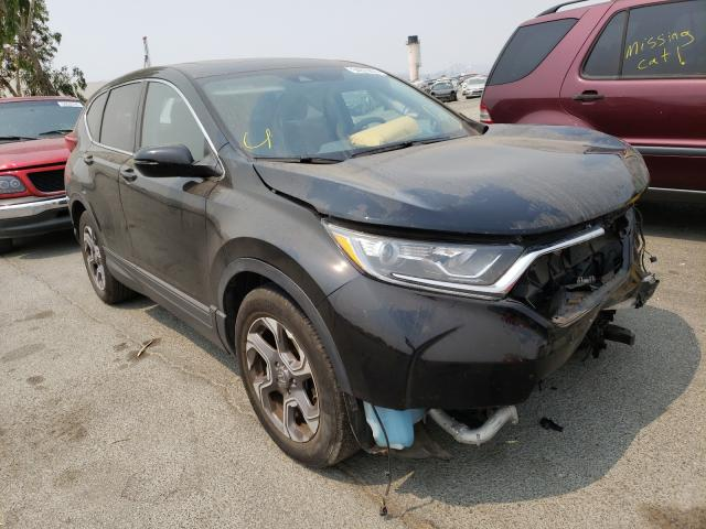 Vehiculos salvage en venta de Copart Martinez, CA: 2017 Honda CR-V EX