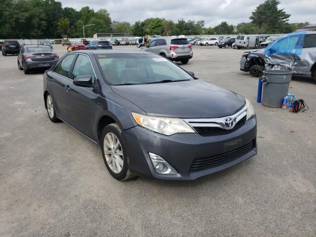 Salvage cars for sale from Copart Glassboro, NJ: 2012 Toyota Camry Base