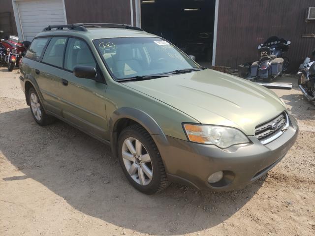Subaru Vehiculos salvage en venta: 2006 Subaru Legacy Outback