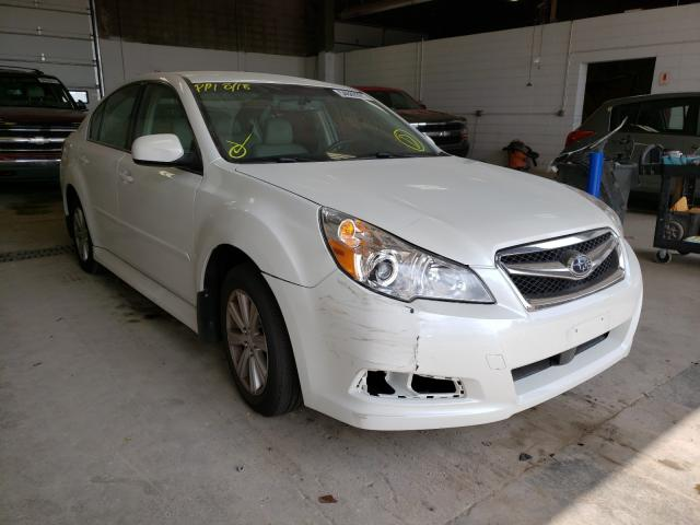 Salvage cars for sale from Copart Blaine, MN: 2012 Subaru Legacy 2.5