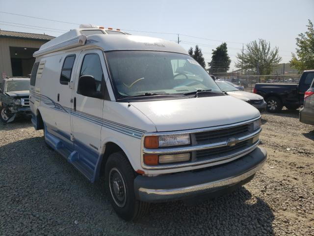 Salvage cars for sale from Copart Eugene, OR: 2000 Chevrolet Express G3