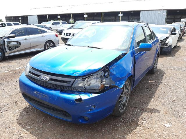 2010 FORD FOCUS SES 1FAHP3GN2AW187912