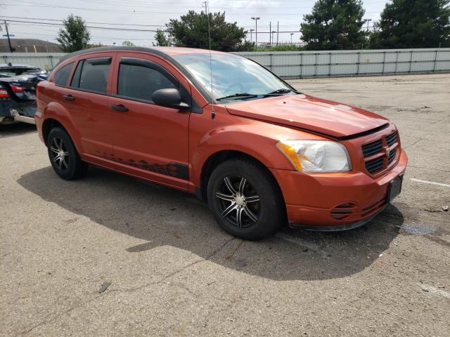 Dodge Caliber salvage cars for sale: 2007 Dodge Caliber