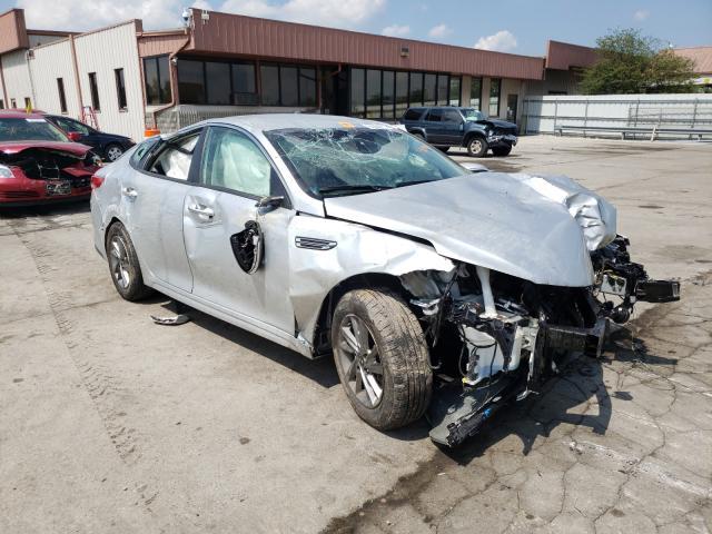 Vehiculos salvage en venta de Copart Fort Wayne, IN: 2019 KIA Optima
