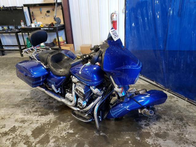 Salvage motorcycles for sale at Spartanburg, SC auction: 2019 Harley-Davidson Flhx
