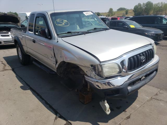 Toyota salvage cars for sale: 2004 Toyota Tacoma XTR