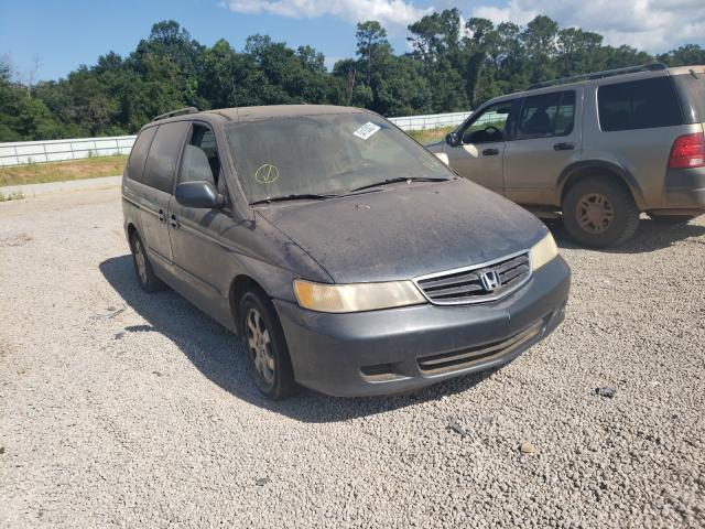 Salvage cars for sale from Copart Theodore, AL: 2004 Honda Odyssey EX