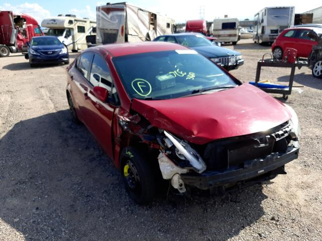 Salvage cars for sale from Copart Tucson, AZ: 2016 KIA Forte LX
