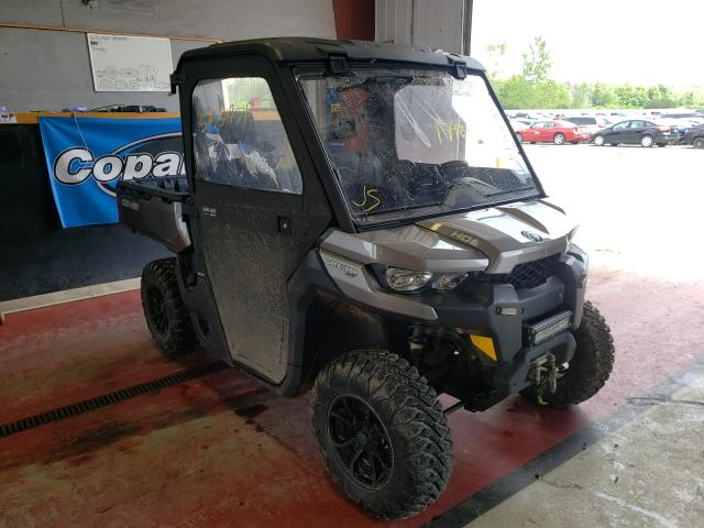Vehiculos salvage en venta de Copart Angola, NY: 2017 Can-Am Defender X