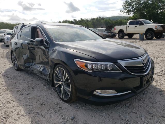 Acura RLX salvage cars for sale: 2014 Acura RLX
