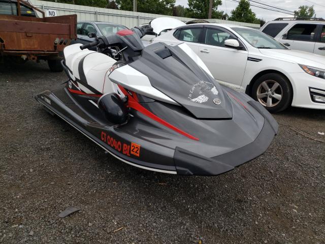 Yamaha salvage cars for sale: 2019 Yamaha VX Jetski