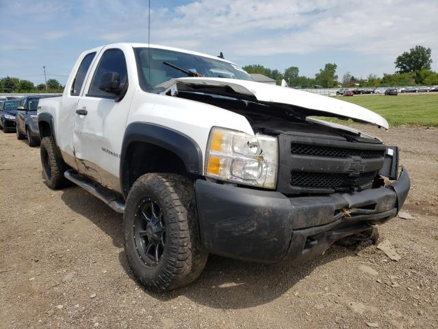 Salvage cars for sale from Copart Columbia Station, OH: 2009 Chevrolet Silverado