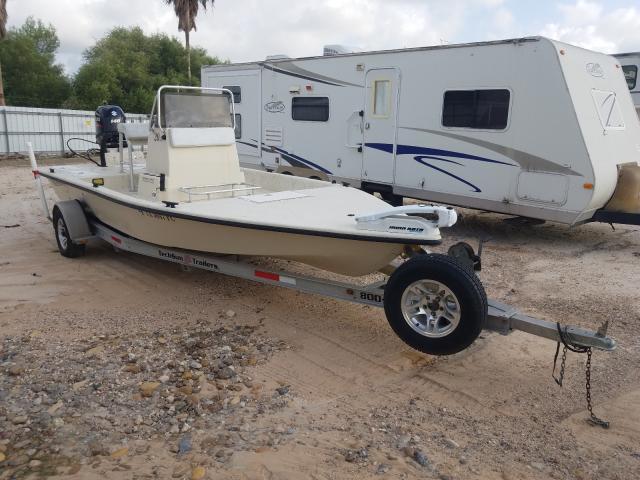 Hayn Boat salvage cars for sale: 2004 Hayn Boat