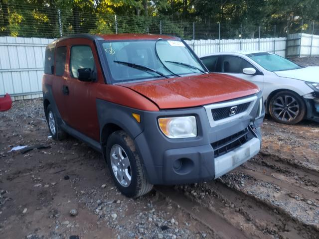 Salvage cars for sale from Copart Austell, GA: 2005 Honda Element